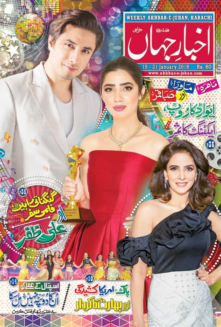 Akhbar e Jehan 2013-14 In Urdu Weekly - Epaper ; Daily 94